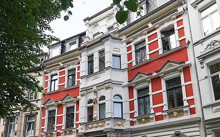 Grafik Immobilienbewertung Krefeld